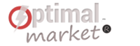 optimal market logo